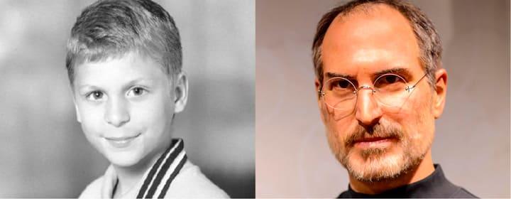 Стив Джобс дислексия